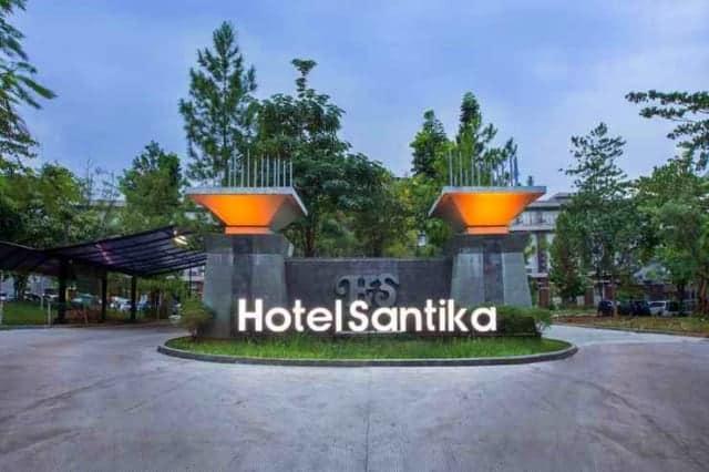 Hotel di Jakarta Timur : Hotel Santika Taman Mini Indonesia Indah