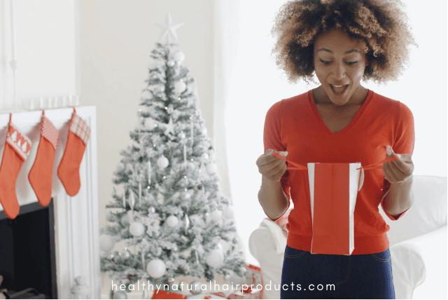 Natural hair gifts 2018