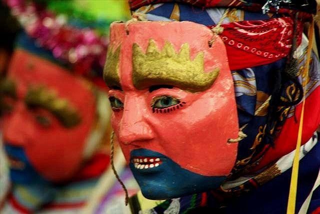 Caracterizaciones típicas de la Feria Titula de El Chol