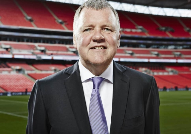 Clive Tyldesley interview