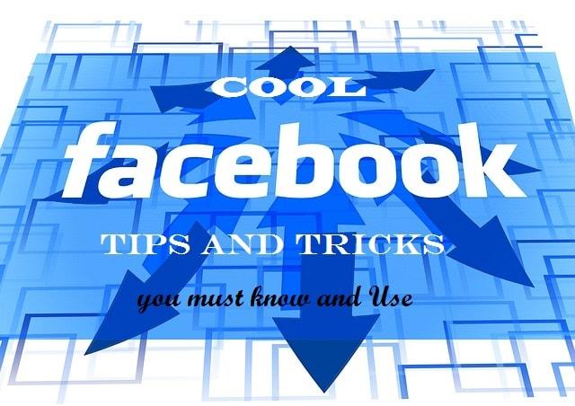 Cool Facebook Tips Tricks