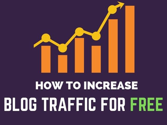 Increase Blog Traffic