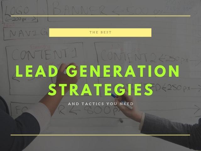 Lead Generation Strategies