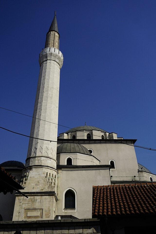 Gazi Husrev-beg Mosque, Sarajevo, Bosnia and Herzegovina - Experiencing the Globe