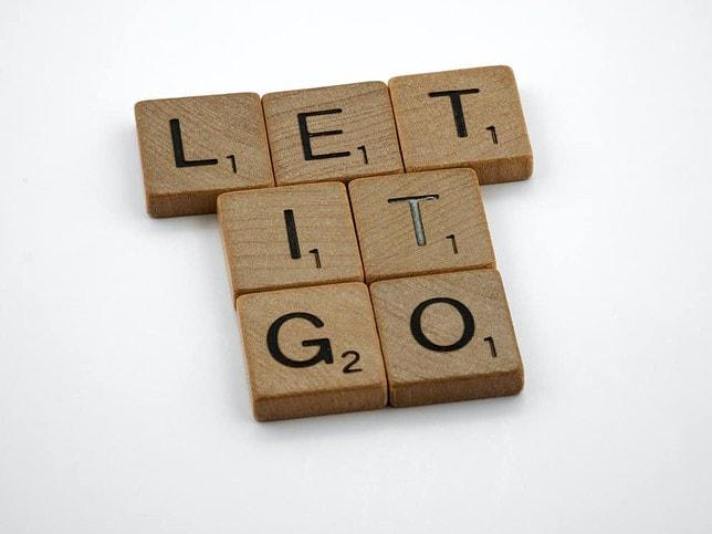 let it go letters