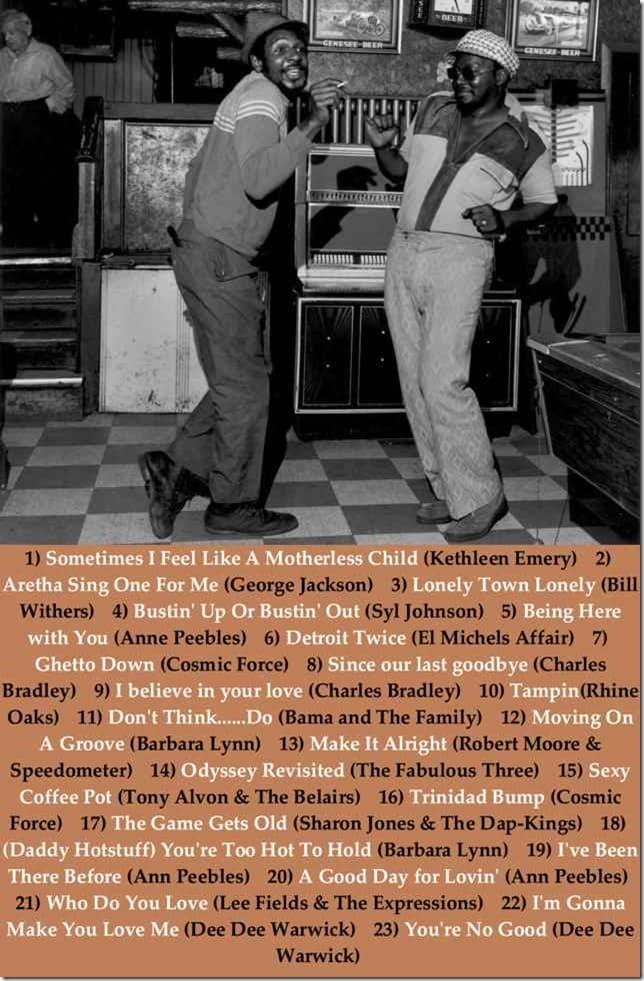 Nuggets 222 - Funky & Bluesy