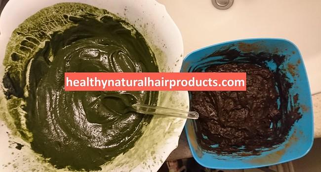 Henna, Indigo and Amla Powder Mix for Hair2
