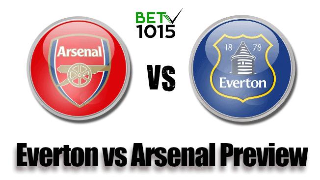 Everton vs Arsenal Preview
