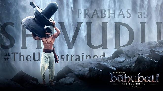 Prabhas as Shivudu