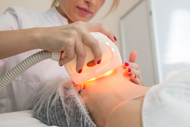 Terapia basada en láser