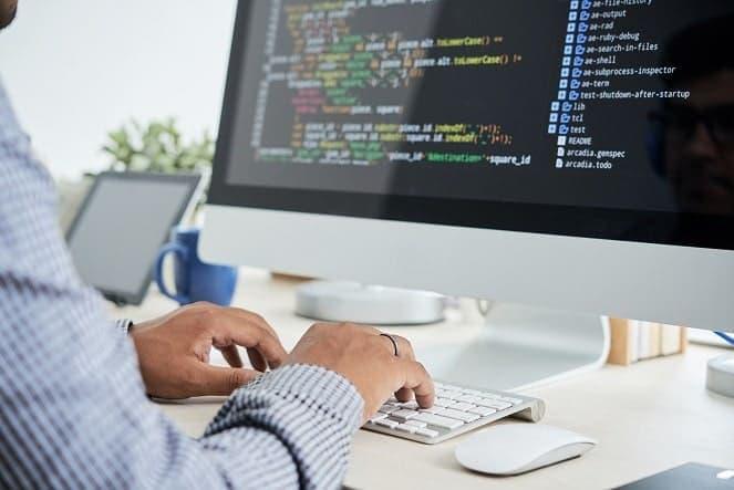 coding man   software engineer