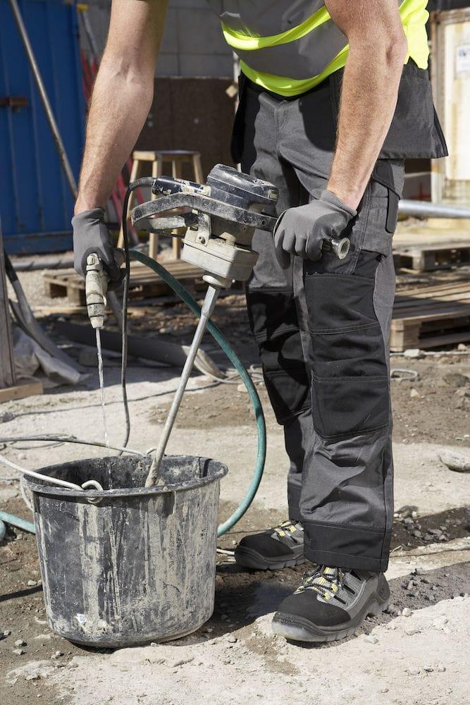 veilig aan het werk op de bouw