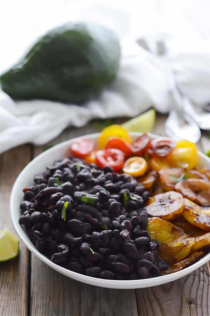 Vegan Brazilian Black Bean Stew