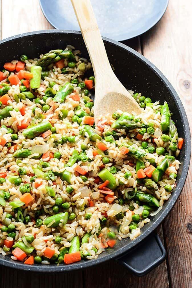 Spring Fried Rice