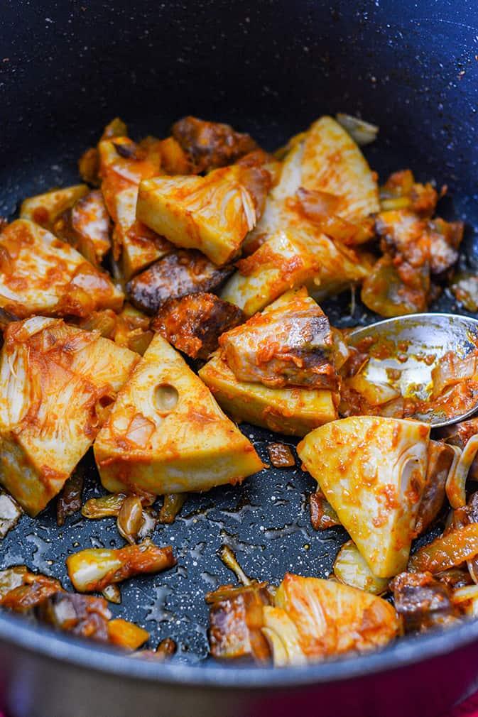 Thai Jackfruit Curry