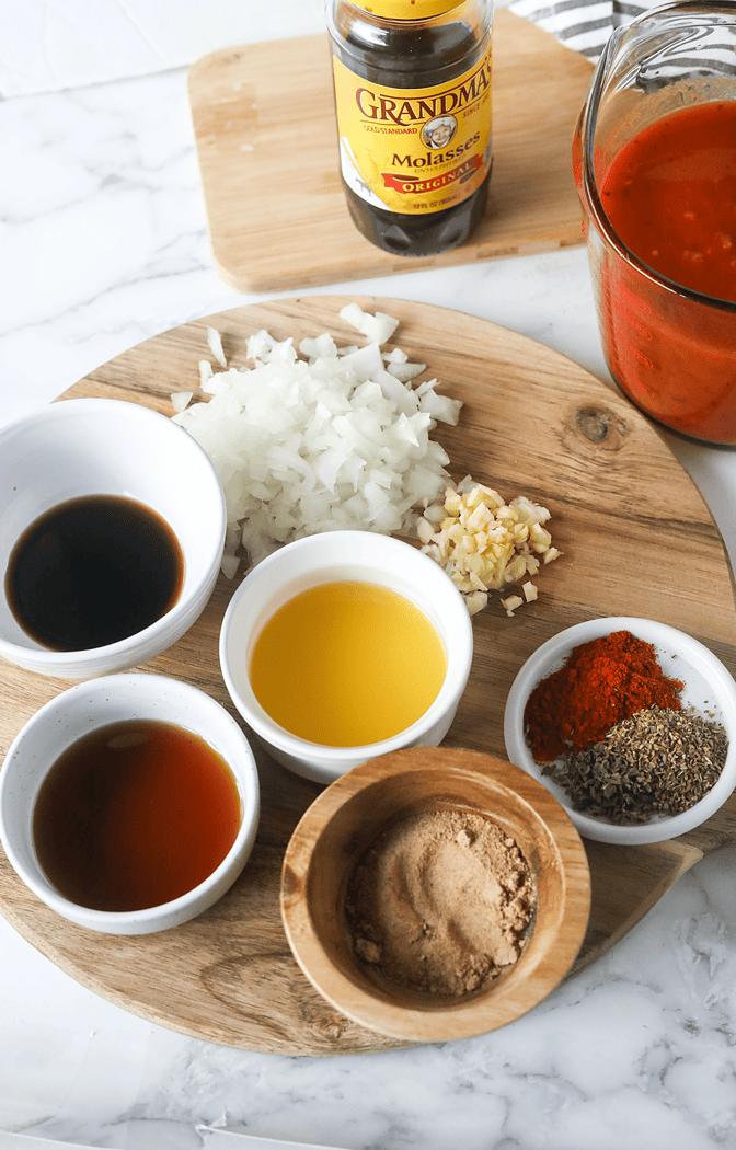 Homemade BBQ Sauce Recipe