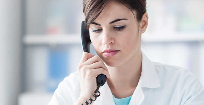 Quality Improvement Report: Improving Telephone Follow-Up in an Urgent Care Setting