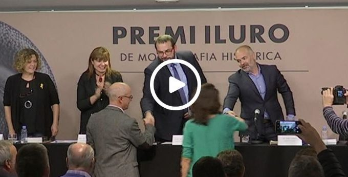 El Premi Iluro Torna A Quedar Desert | Mataró Audiovisual