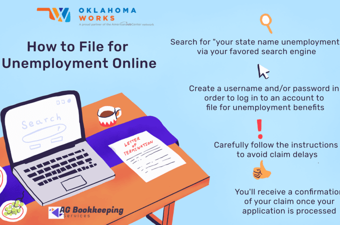 How Do I File a Weekly Unemployment Claim in Oklahoma?