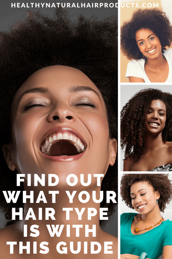 find out what your hair type is with this indepth guide