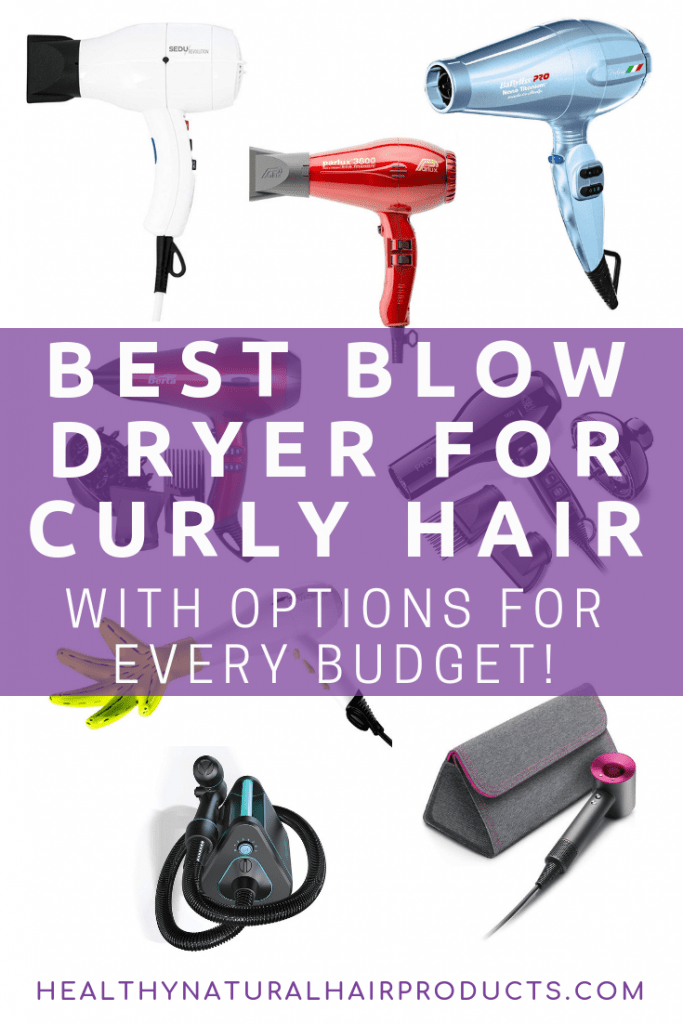 Best Blow Dryer for Curly Hair