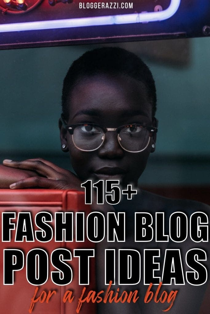 There are many ways to improve your blog's traffic and engagement, but one of the most effective is by writing about Fashion. Fashion blogging has been a successful way for bloggers, like myself, to grow their audience and generate revenue. Whether you're an established blogger or just getting started, these ideas will help you get some fresh content up on your site that will increase traffic and engagement.