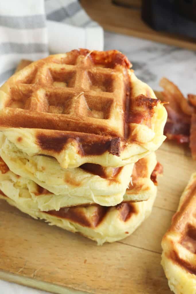 Stuffed Waffles