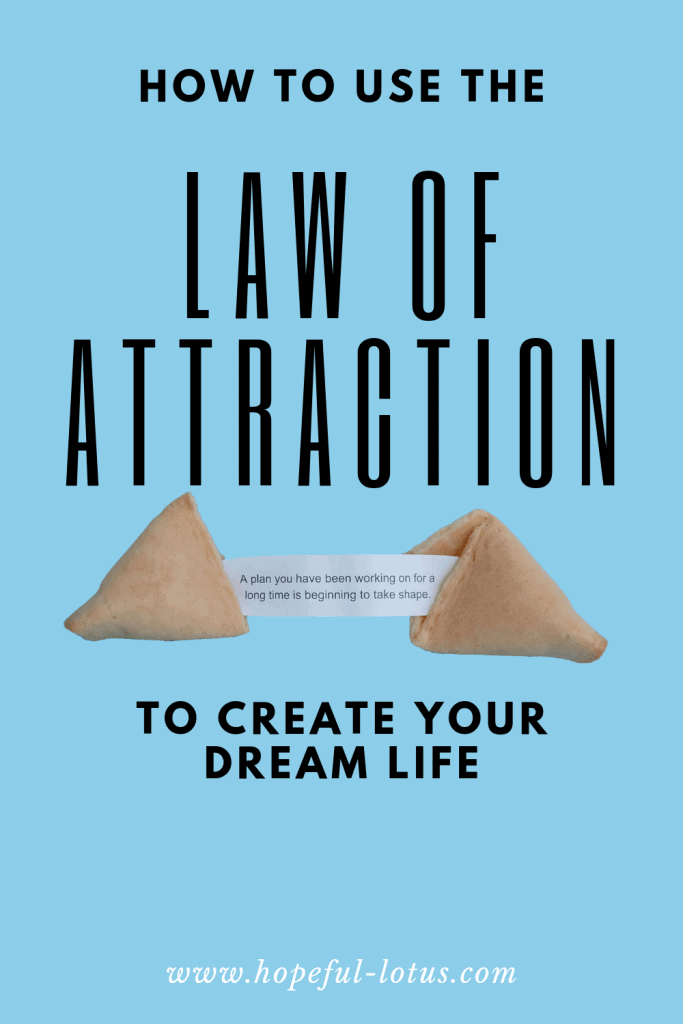 Want to know how to use the law of attraction to create your dream life? Check out these law of attraction tips and actionable steps to manifest your biggest desires with ease!