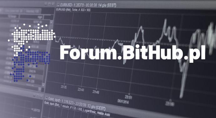 Forum finansowe Bithub wystartowało. Dołącz do dyskusji!