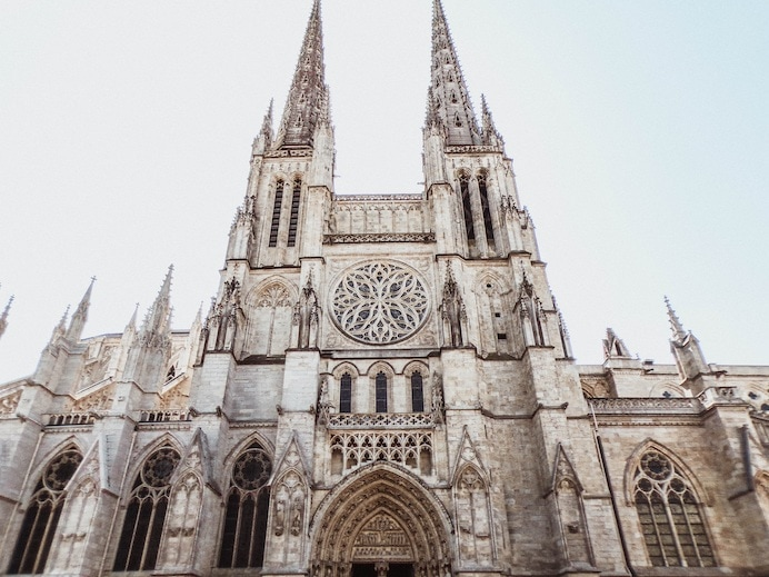 Bordeaux Travel Tips Basilica ofSt.Michael view