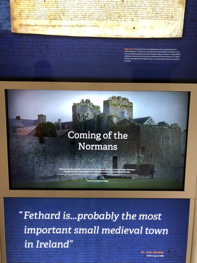 Fethard Horse Country Experience. Fethard Tipperary Ireland.