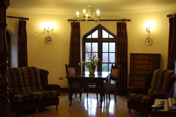 Abbeyglen Castle Hotel – an authentic castle hotel in Ireland