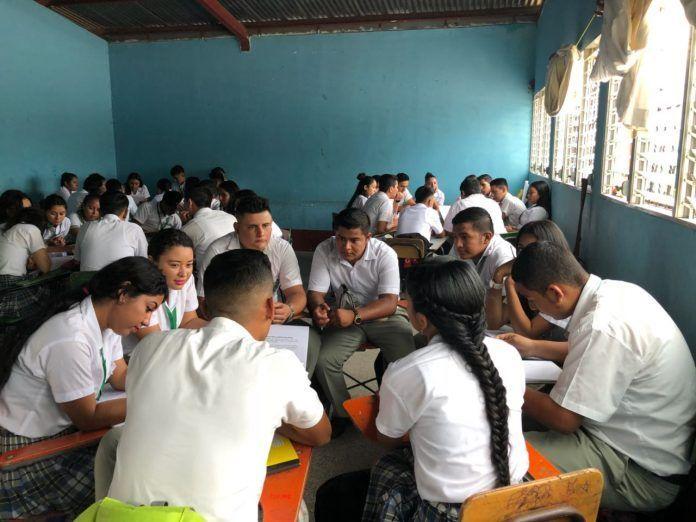 Alumnos Indicoogua - Guastatoya
