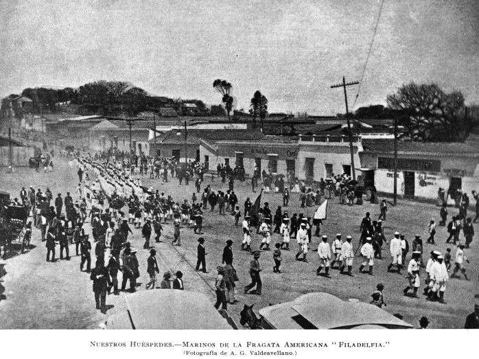 La Exposición Centroamericana