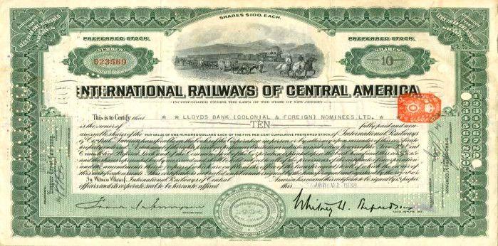 Emisión de bonos para financiar el ferrocarril