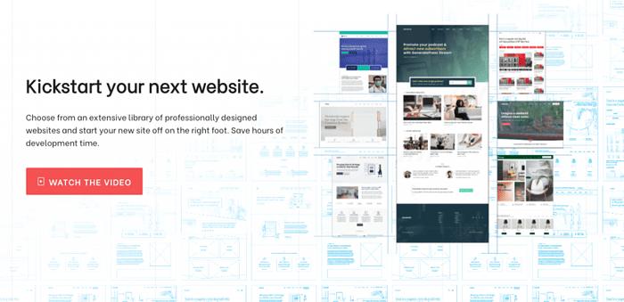 Kickstart Your Next Website with GeneratePress Site Library