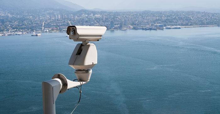 CCTV para la seguridad nacional