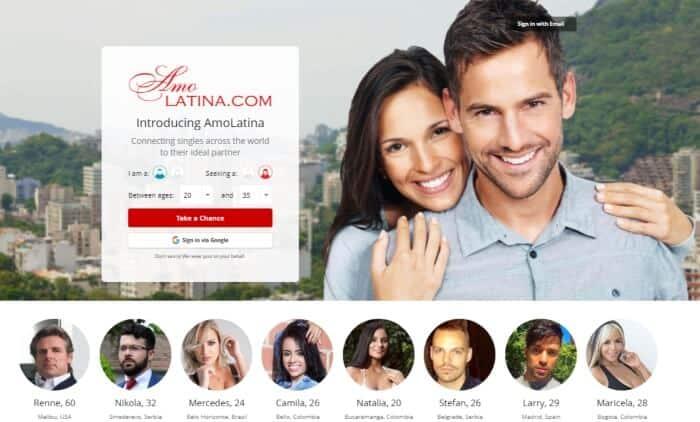 Amolatina.com Latin Dating
