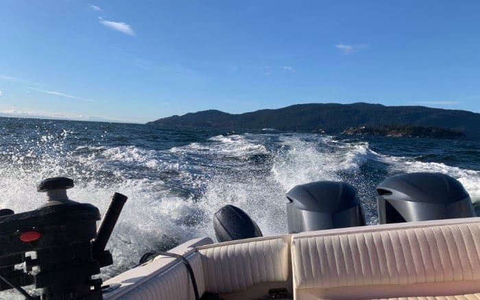 March Fishing Report Vancouver