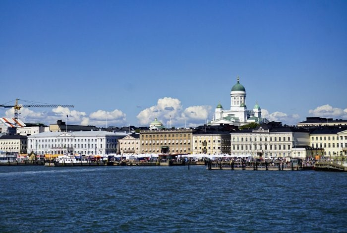 Helsinki, Finland - Experiencing the Globe