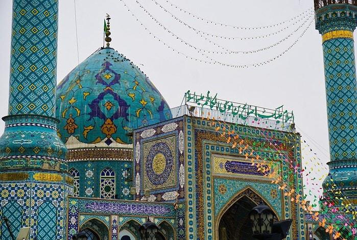 Imamzadeh Saleh, Tajrish square, Tehran, Iran – Experiencing the Globe