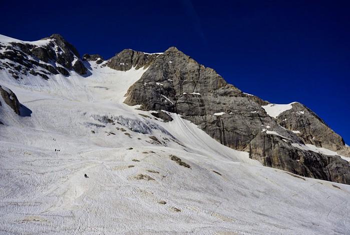 Marmolada, Dolomites, Italy - Experiencing the Globe