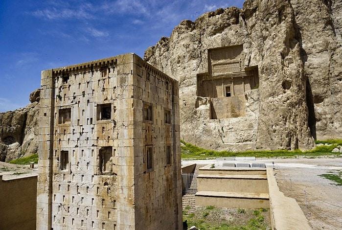 Naqsh-E Rustam, Fars province, Iran – Experiencing the Globe