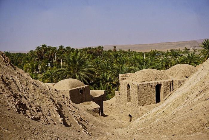 Oasis village, Kerman province, Iran – Experiencing the Globe