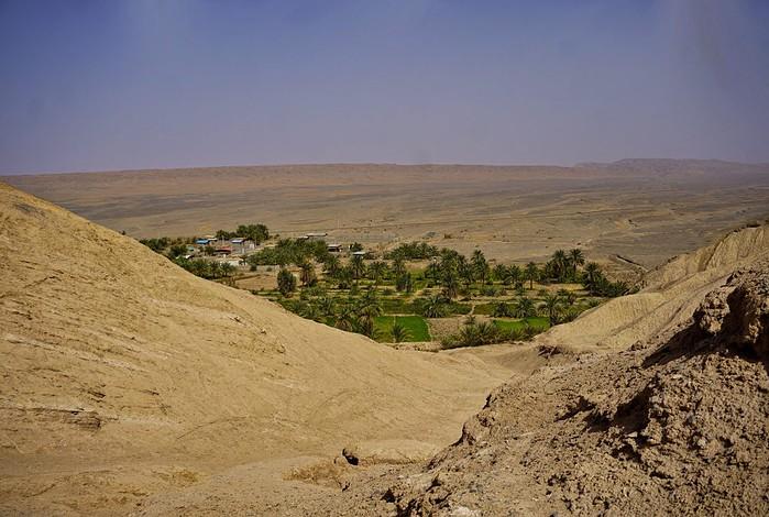 Oasis village - Kerman province, Iran – Experiencing the Globe