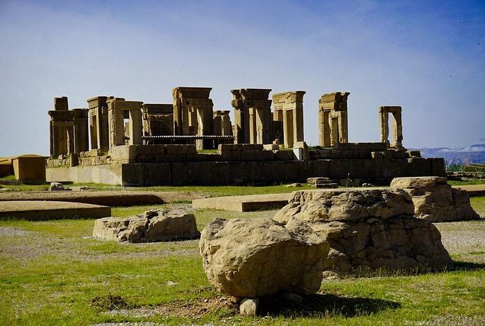 Persepolis, Fars province, Iran – Experiencing the Globe