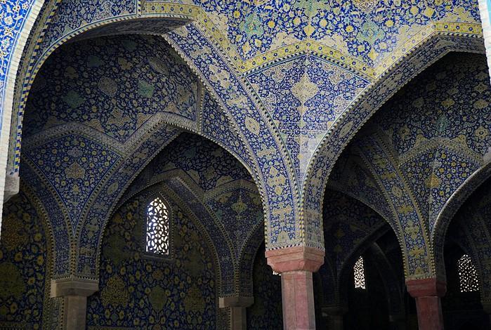 Shah mosque, Isfahan, Iran – Experiencing the Globe