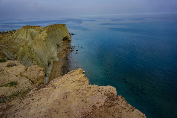 The view of the Persian Gulf, Hormuz, Iran – Experiencing the Globe