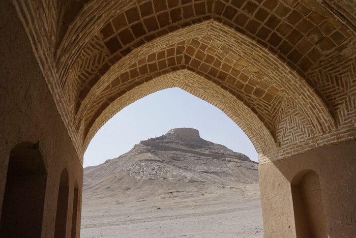 Tower of Silence, Yazd, Iran – Experiencing the Globe