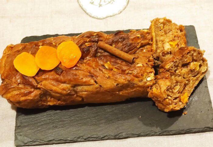 Bakka cannelle abricots